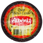 Сыр Albeniz Иберико твердый 62%