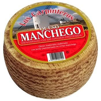 Albeniz Manchego Semi-hard Сheese Aged 3 Months 55% - buy, prices for CityMarket - photo 1
