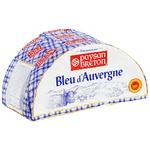 Сыр Paysan Breton Bleu d'Auvergne мягкий 50%