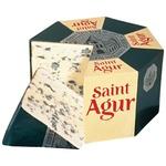 Сыр Saint Agur с плесенью мягкий 60%