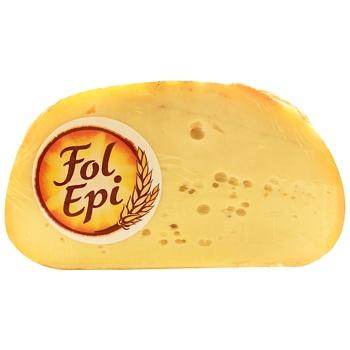 Fol Epi Semihard Сheese 50% - buy, prices for CityMarket - photo 1