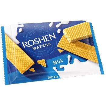 Roshen milk waffles 72g - buy, prices for CityMarket - photo 1
