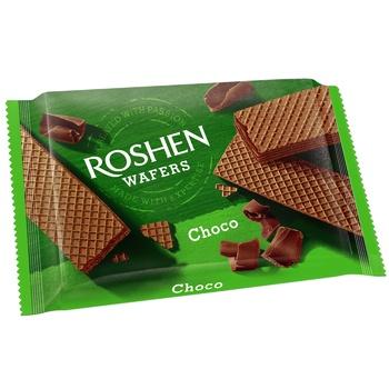 Вафли Roshen Wafers шоколад 72г