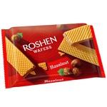Вафлі Roshen Wafers горіх 72г