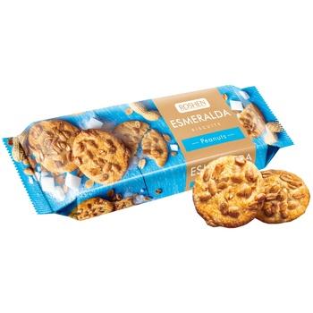 Печенье Roshen Эсмеральда с арахисом 150г - купить, цены на ЕКО Маркет - фото 1
