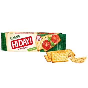 Крекер Roshen Hi day! классический 180г - купить, цены на Восторг - фото 1