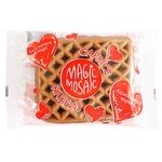 Печиво Чарівна Мозаїка Каприз зі смаком карамелі вагове