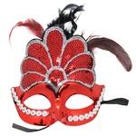 Decoration Firebird Mask in Assortment 1661-7