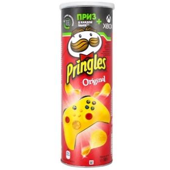 Pringles Original Potato Chips 165g - buy, prices for Auchan - photo 2