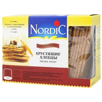Хлебцы Nordic многозерновые 100г - купить, цены на Восторг - фото 1