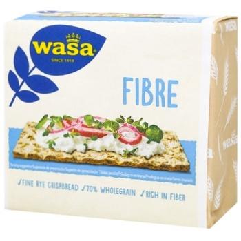 Хлебцы Wasa Fibre цельнозерновые 230г - купить, цены на СитиМаркет - фото 1