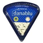 Сир Grand'Or Данаблю з блакитною пліснявою 50% 100г