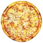 Пицца Гавайская с курицей 500г