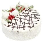Sponge-Cream Cake