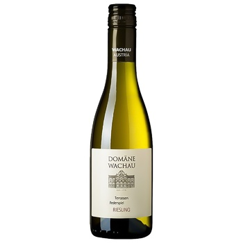 Domane Wachau Riesling Federspiel Terrassen White Dry Wine 13% 0,375ml - buy, prices for CityMarket - photo 1