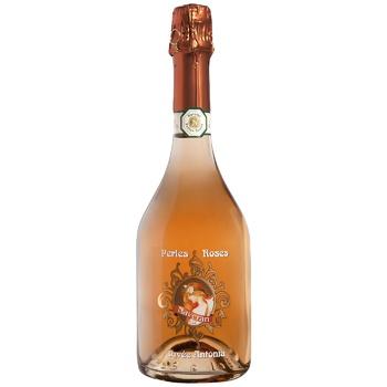 Вино игристое Naveran Perles Roses розовое брют 13% 0,75л - купить, цены на СитиМаркет - фото 1