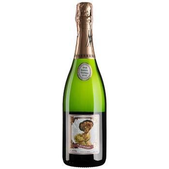 Naveran Brut Nature Vintage White Sparkling Wine 12% 0,75l