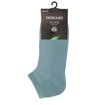 Носки мужские Diwari Active короткие р.27 018 светлый джинс 7С-37СП - купить, цены на Восторг - фото 1