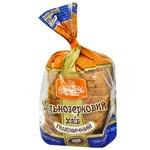 Rumyanets Whole grain wheat bread sliced 400g