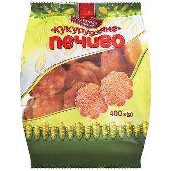 Khlibodar Corn Cookies 400g