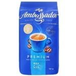 Кава Ambassador Premium смажена в зернах 1кг