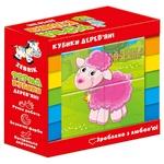 Vladi Toys Farm Cubes ua