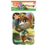 Vladi Toys 44 Cats. Lampo in the City Magnetic Puzzle