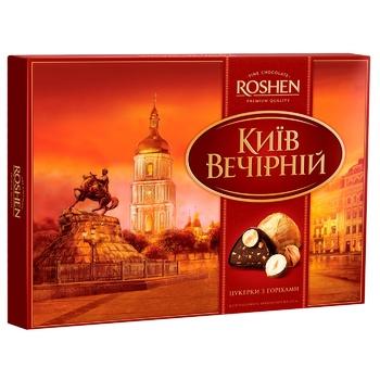 Конфеты Roshen Киев вечерний 176г - купить, цены на МегаМаркет - фото 1