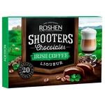 Цукерки шоколадні Roshen Shooters Irish Coffee 150г