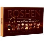Набор конфет Roshen Chocolateria шоколадных и пралиновых 256г