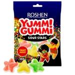 Конфеты желейные Roshen Yummi Gummi Sour Stars 100г