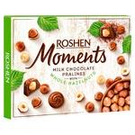 Конфеты Roshen Moments с целым фундуком 116г