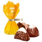 Конфеты Roshen Монблан с шоколадом и сезамом весовые