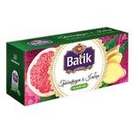 Чай зеленый Batik грейпфрут и имбирь 1,5г*20шт