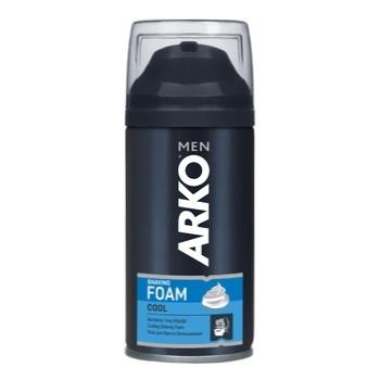 Arko Cool Shaving Foam 100ml - buy, prices for Auchan - photo 1