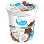 Agromol Coconut With Glaze Cottage Cheese Dessert 12.5% 170g