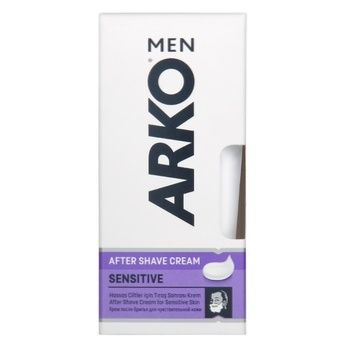 Arko Extra Sensitive After Shave Cream 50ml - buy, prices for CityMarket - photo 1