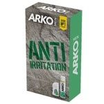 Подарочный набор Arko Гель для бритья Anti-Irritation 200мл + бальзам после бритья Anti-Irritation 150мл