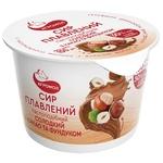 Сир плавлений Агромол какао та фундук 30% 100г