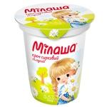 Крем сырковый Милаша с ванилином 5.5% 150г