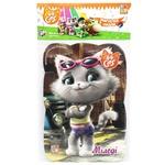 Пазл Vladi Toys 44 Коти. Міледі у місті магнітний