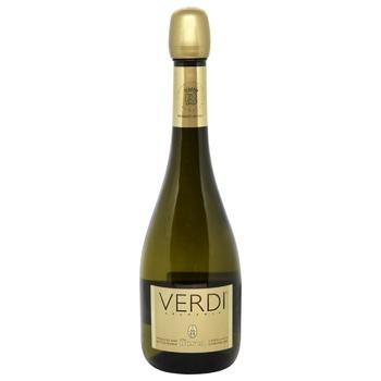 Вино игристое Verdi Bosca 5% 0.75л