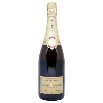 Louis Roederer Brut Premier white dry champagne 12% 0,75l