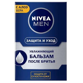 Бальзам після гоління Nivea Захист та догляд Зволожуючий 100мл - купити, ціни на Восторг - фото 5
