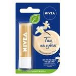 Nivea Vanilla Dessert Lip Balm 4,8g