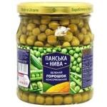 Panska Nyva Green Peas 500g