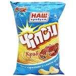 Nash Produkt Crab Flavored Potato Chips 70g