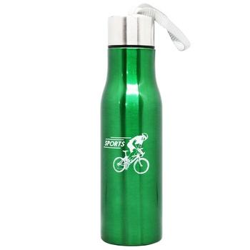 Термобутылка Зед Велосипед 650мл - купить, цены на ЕКО Маркет - фото 1