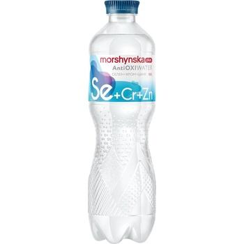 Вода негазированная Моршинська Anti Oxiwater Селен+Хром+Цинк Плюс 0,5л - купить, цены на ЕКО Маркет - фото 1