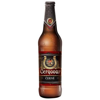 Пиво Cernovar Cerne темное 4,5% 0,5л